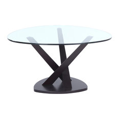 Split Coffee Table Black