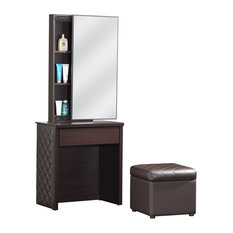Delta Dressing Table with Stool 0307