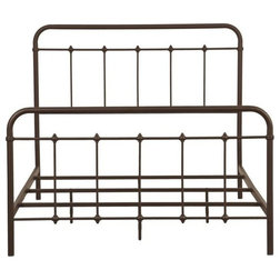 Industrial Panel Beds by HomeFare