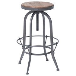 Industrial Bar Stools And Counter Stools by Zin Home