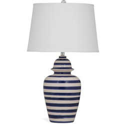 Beach Style Table Lamps by HedgeApple