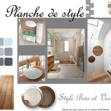 Planche de Style