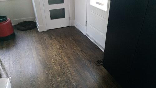 Help Finding A Safe For Hardwood Door Mat Rug That Absorbs