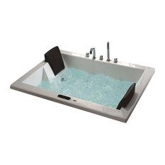 Roma Luxury Whirlpool Tub
