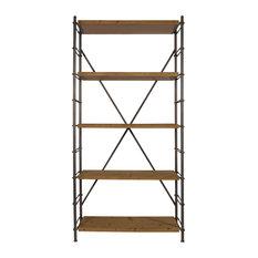 Shelf Iron Display Cabinet
