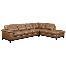 Transitional Sectional Sofas by Emerald Home