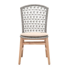 Lace Dining Chairs, Set of 2