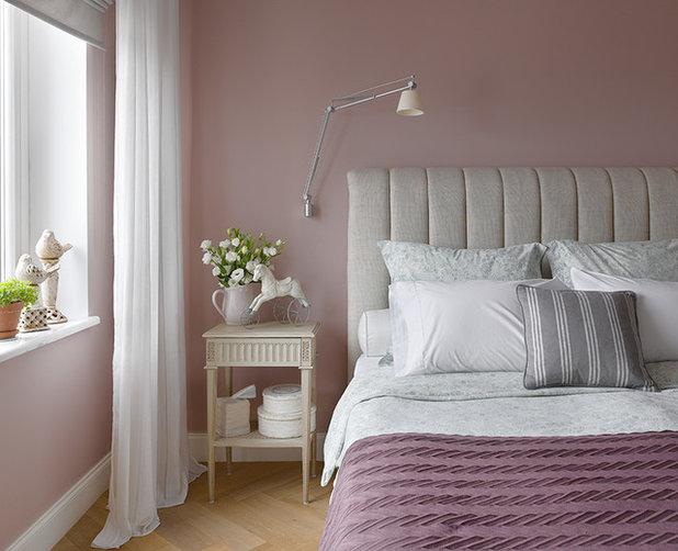 Eclectic Bedroom by Студия Enjoy Home