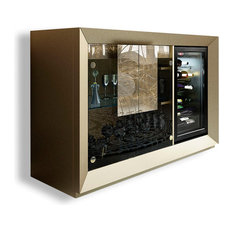 Superieur Saphire W06 Wine Cabinet, High Gloss, 05