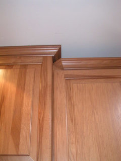Alder cabinets: pros and cons? Pictures?