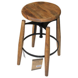 Industrial Bar Stools And Counter Stools by LR Home