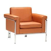 Singular Arm Chair, Terracotta