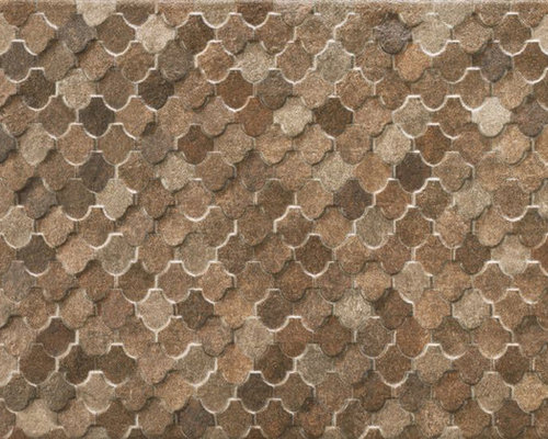 Roof Deco Marron - Wall & Floor Tiles