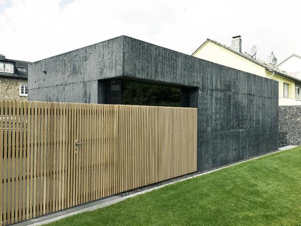 architektur es ist eine garage. Black Bedroom Furniture Sets. Home Design Ideas