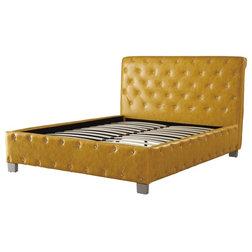 Contemporary Platform Beds by VirVentures