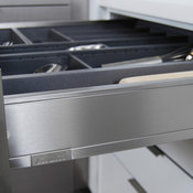 Stainless Steel Drawers from Dura Supreme