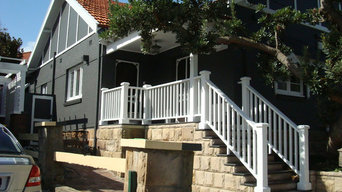 Painting Exterior house