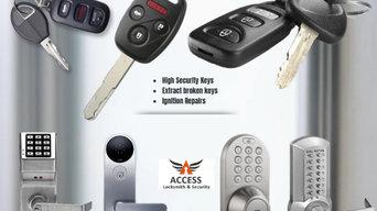 Access Locksmith & Security