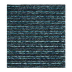 Safavieh Aveiro Hemp Rug, Dark Blue and Multi, 10'x10' Square