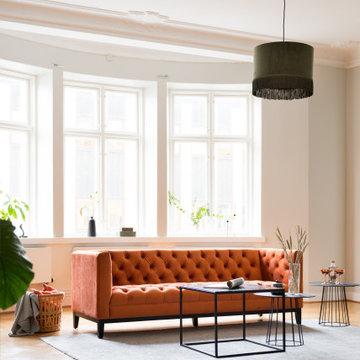 Homestyling Vardagsrum