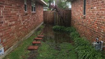 Side House Drainage