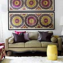 reinvent it: suzani fabric
