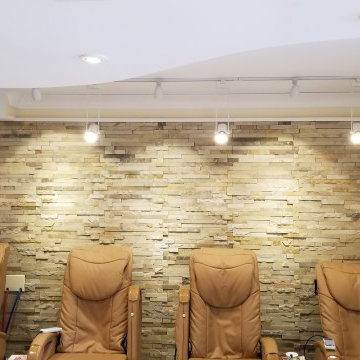 Old Video Store to Modern Salon