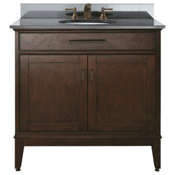 Beautiful Transitional Bathroom Vanities And Sink Consoles by Avanity Corp
