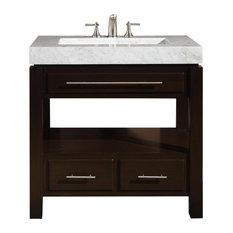 Modern Bathroom Vanities Houzz