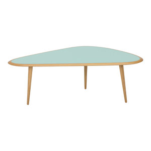 Mineral Green Coffee Table, Large