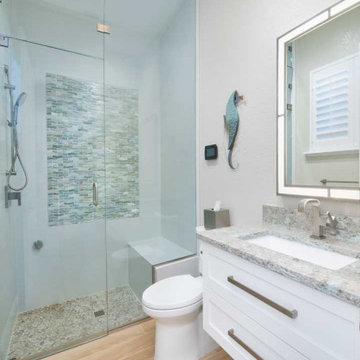 Transitional Bathroom Remodels in Bonita Springs, FL
