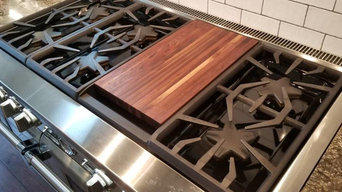 Walnut Griddle Covers