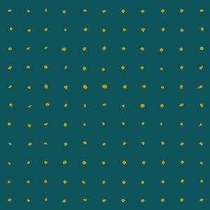 Denpasar Wallpaper Roll, Green, 48x1000 cm