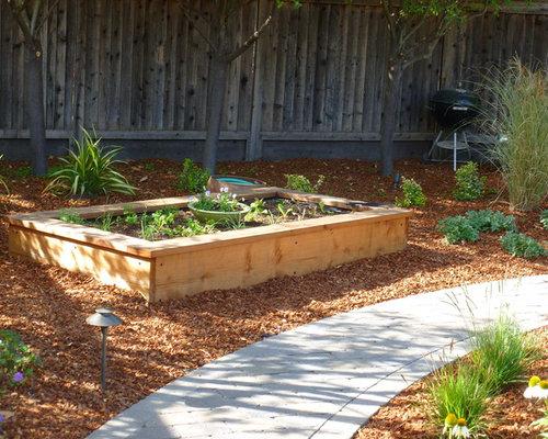 Sonoma landscape for Sonoma garden designs