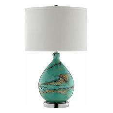 Morenci Glass Table Lamp