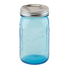 Anne Wide Mouth Jars , Set of 4