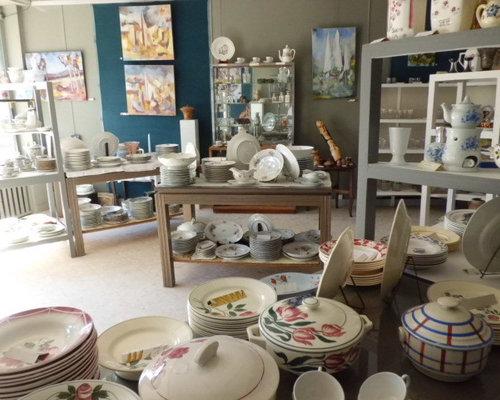 Notre boutique de Cérilly - Vaisselle de Table