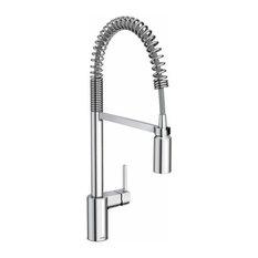 Moen Align Pre-Rinse High-Arc Kitchen Faucet, Chrome