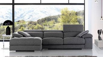 sofás y mobiliario