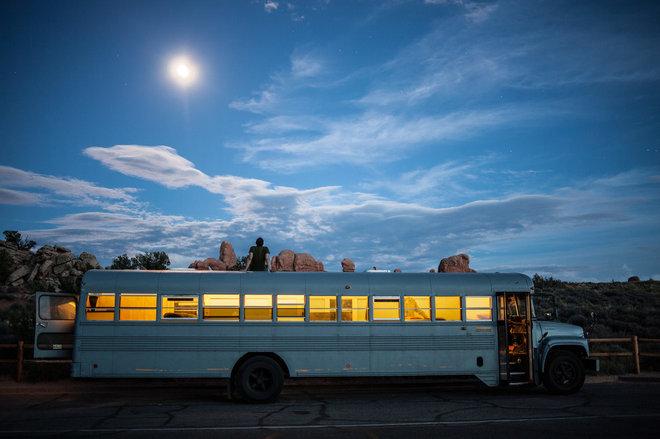 Bus Conversion - exterior