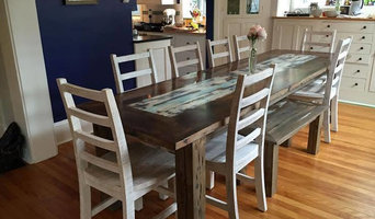 Custom Reclaimed Dinning table