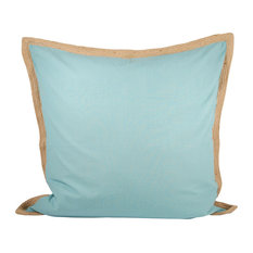 Pomeroy Harrison 24 X 24 Pillow Cover In Teal 903557