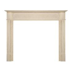 """64"""" Unfinished Wood Mantel Shelf"""