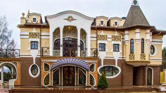 частный дом Ромашково