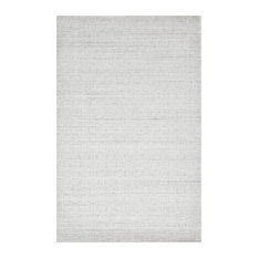 Peyton, Contemporary Modern Hand Loomed Area Rug, Alabaster