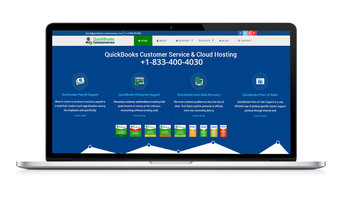 QuickBooks Customer Service is available 24*7 Phone Number: +1-833-400-4030
