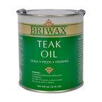 Briwax Teak Oil