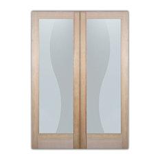 Mirrored French Doors mirrored french closet doors | houzz