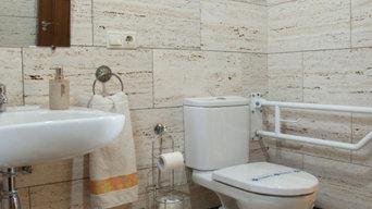 Bathrooms, Lighting and Fixtures