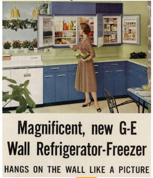 Ge Wall Refrigerator On Craigslist